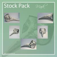: Mask STOCK PACK : by DeSSiTa-SToCKS