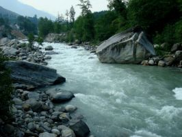 River Beas by kfunkymehta