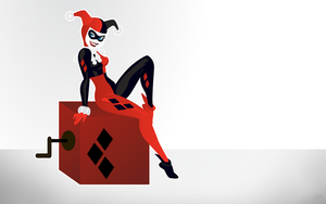 Harley Quinn wallpaper 36 by jb-online