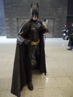 The Dark Knight MCM Oct '12 by KaniKaniza