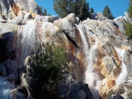 Grizzly Peak Falls by KatLuver28