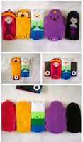 Adventure Time Ipod Nano Case by Brutemusandfriends