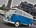 VW T1 Bulli by Joschi518