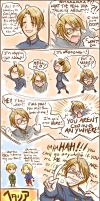 APH - Civil War by Inonibird