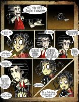 The Adventures of Wilson P. Higgsbury p. 30 by GhostlyMuse