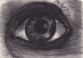 Realistic eye?... by rachiesroom