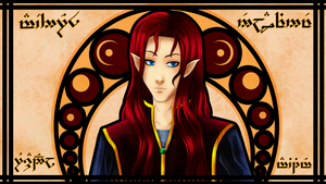 Silmarillion - Maedhros by AngelLeila
