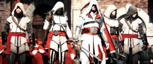 Assassin's Creed Brotherhood by pollo0389