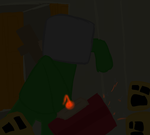 Explosions May Prove Fatal to User (Teleglitch) by AnonymousCynic