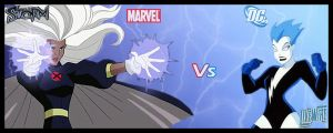 Storm Vs Livewire by LeX-207