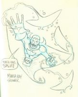 23 - Manta Ray Grower by DBed