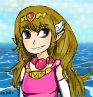 New profile pic by 98zelda