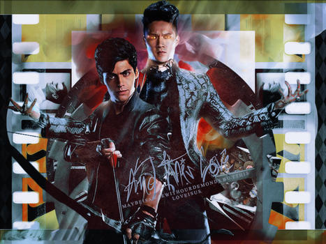 And this Love...    Malec Blend. by oblivion-designss