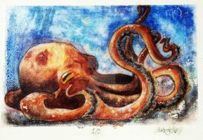 Octopuuuussssssness by GarbageLicker
