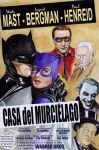 Valentine's Day - Batman + Catwoman in Casablanca by Nick-Perks