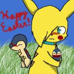 HAPPY EASTER by FableWing