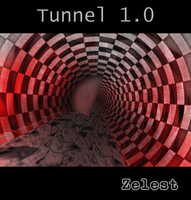 Photoshop Tunnel by Zelest