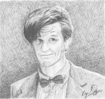 11th Doctor 3 by Anavar