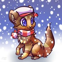 Snowfall by Spashai