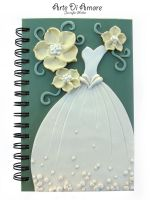 Wedding Journal by ArteDiAmore