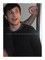 Frank Iero. by Clean-Me-Off