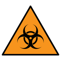 Biohazard Sign Vector by PC-JUNKY