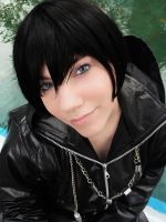 Xion Cosplay by LiryoVioleta