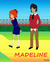 Madeline and Pepito by Jackie-lyn