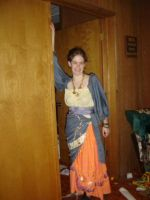 Gypsy Costume by sparrowzing