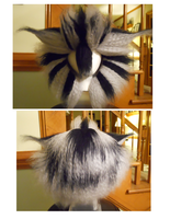 Munkustrap Wig _unstyled WIP_ by TheSweetClover