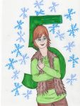 Christmas  Countdown: Hiccup by kakashisgirlfighter