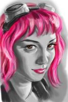 Ramona Flowers by stokesbook