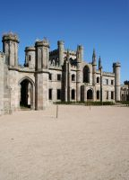 Lowther Castle 9 by GothicBohemianStock