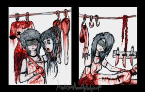 Slaughterhouse by Andrea-Annihilation