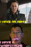Loki VS Markiplier Round 2 by DRAGONLOVER101040