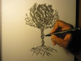 Tree of Life by Serifer