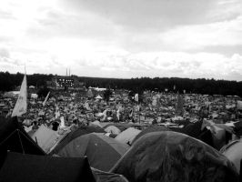 Woodstock view by WolfyEyes