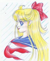Only Minako by Aino-Fred