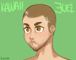 Kawaii Joel by Dresoria