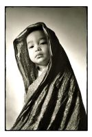 A Boy in Batik Fabric #2 by irenaeus-hero