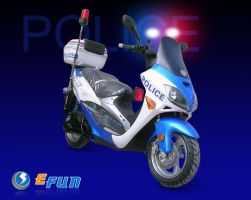 Scooter Police by lool705