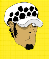 Trafalgar Law by MetsL