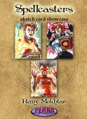 Remy Mokhtar Showcase - Spellcasters