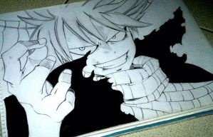 The Great Demon-Lord Dragneel. by mikagandacute