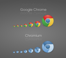 Chrome-Chromium elementary by spg76