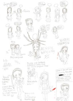 Just doodle and meme by aldina101