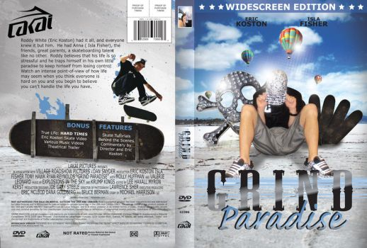 Grind Paradise DVD by metalhdmh