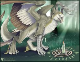 Ritual of the the Forest Lord by Ulario