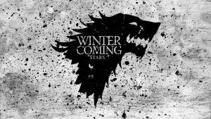Winter is Coming Wallpaper-Byperest by Byperest