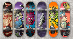 Deck Collection 1 by JKendall